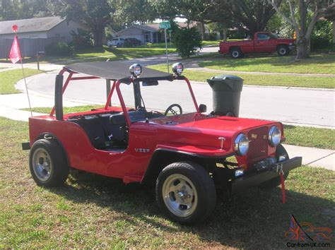 jeep buggy vw dune buggy veep jeep veepster sc gpv willy beetle