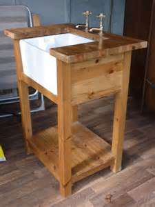 Driftwood Vanity Unit Belfast Pine And Kitchen Sinks On Pinterest
