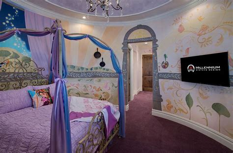 Disney Themed Bedrooms | 24 disney themed bedroom designs decorating ideas