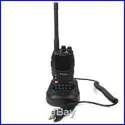 Wouxun Walkie Talkie Two Way Radio Vhf Uhf 999ch Large Display Kg Uv8d wouxun kg uv9d plus walkie talkie uhf vhf cross band