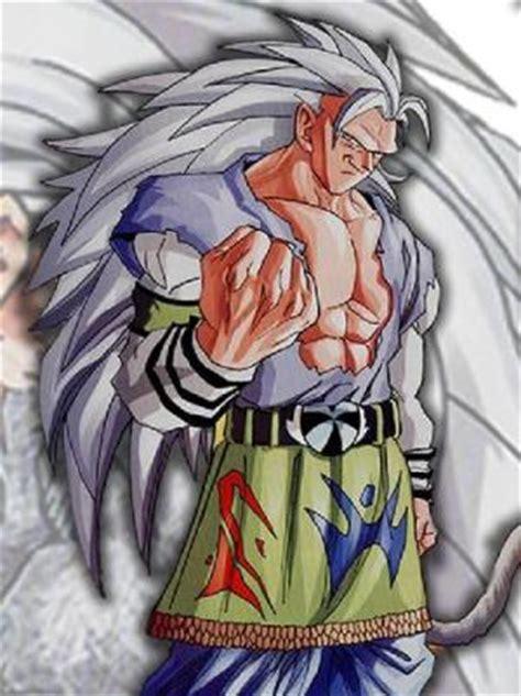 imagenes de goku transformado en super sayayin 5 goku super saiyan 5 anime zone dragon ball