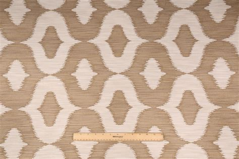 oatmeal upholstery fabric canfield tapestry upholstery fabric in oatmeal