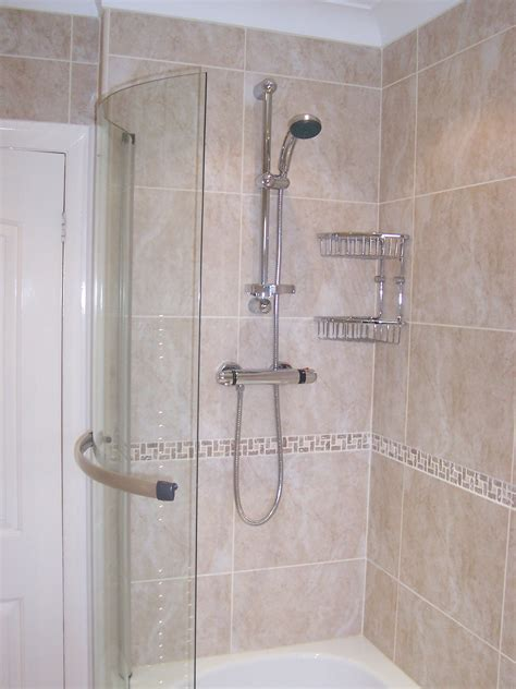 Pictures Of Bathroom Showers Dm Property Maintenance Bradford Bathrooms