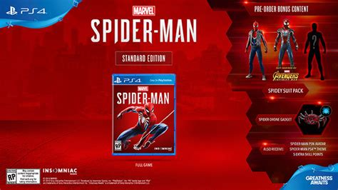 Marvel's Spider-Man Collector's Edition for PlayStation 4 ... Gamestop Ps4 Pro Bundle