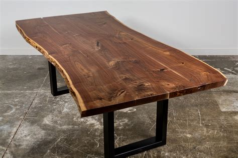 black walnut table for sale city trees furniture live edge walnut dining table 95