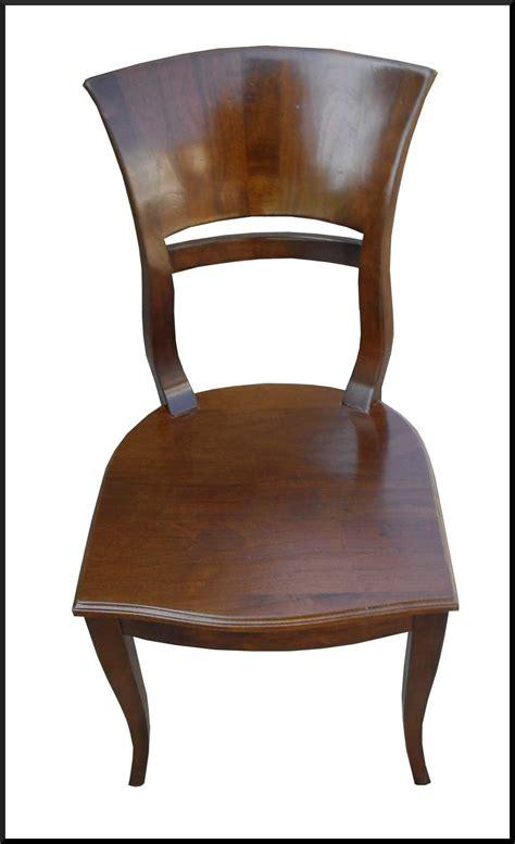 sedia classica sedia classica con seduta in legno la commode di davide