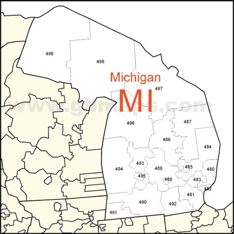 michigan area code map 31 popular michigan area code map swimnova