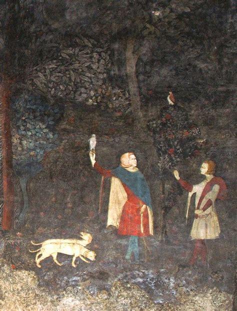 chambre du commerce avignon fresques de la chambre du cerf 1343 palais des papes