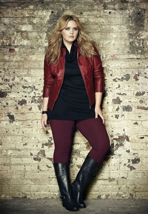 11 plus size fashion looks for fall that don t
