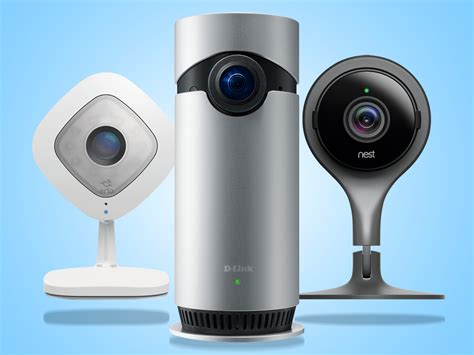 best smart home security cameras 2017 nest review