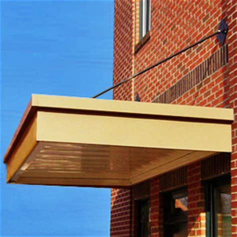 architectural metal awnings architectural awnings innotech manufacturing