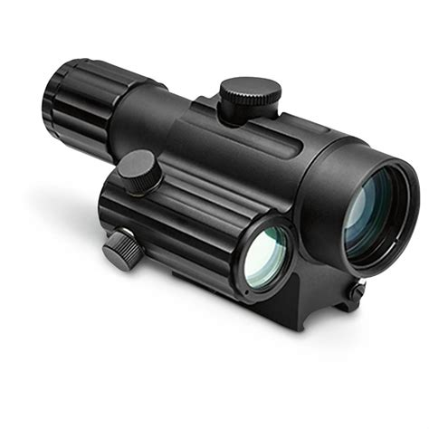 Mba In Ib Scope by Ncstar 4x32 And Green Dot Duo Scope 620913 Rifle Scopes