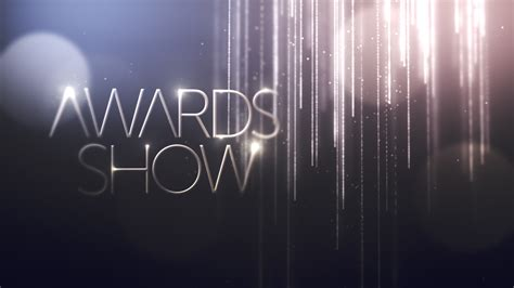 awards presentation template awards show after effects project files videohive