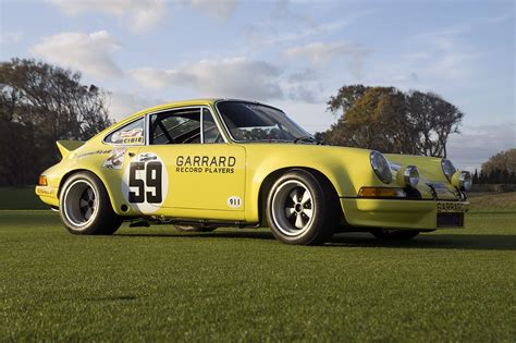 1973 rsr porsche salon priv 233 concours d el 233 gance to be the biggest and best