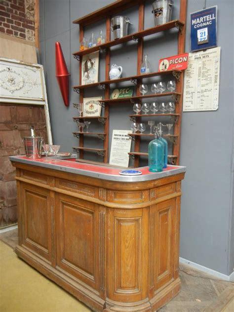 Home Bar Table Location De Decor Bistrot Ancien Bar Verrier Et Accessoires