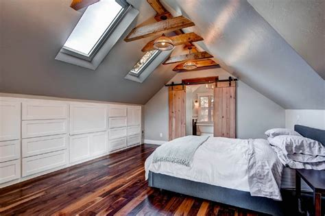 bedroom conversion converting attic to room home design