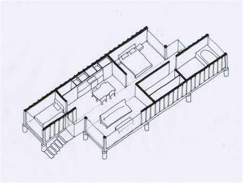 cargo container floor plans 40 ft shipping container as house