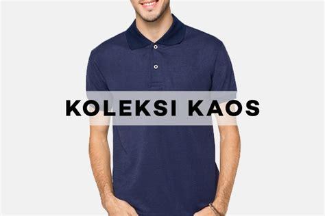 Kaos Tgif jual pakaian pria branded terbaru lazada co id