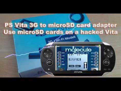 Konverter Micro Sd Microsd To Ps Vita 3 0 Versi Joss ps vita 3g micro sd card adapter project