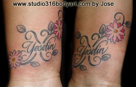 imagevue gallery wrist tattoo flower