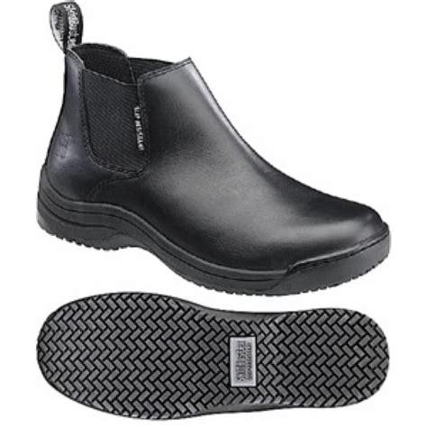 skidbuster s slip on slip resistant boot s5073