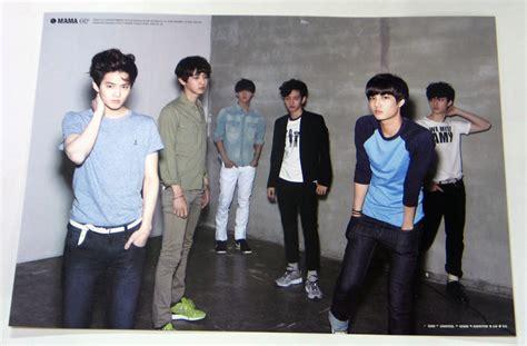Poster Exo K Exo M Wolf 12 Member Lengkap Ori 3 ihaveathingforexo exo posters giveaway updates repost