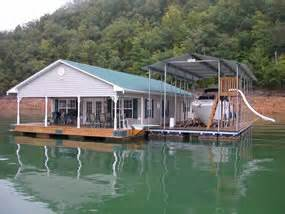 floating house on norris lake for sale