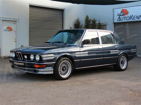 bmw 533i specs 1981 bmw 533i dietel alpina conversion german cars for
