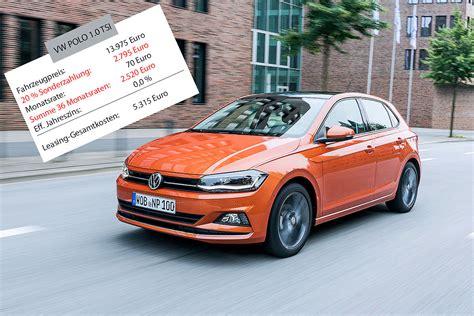 Audi A3 Leasing Kosten by 20 Beispiele Das Kostet Leasing Bilder Autobild De