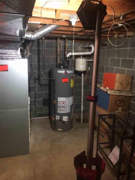 lennox furnace  rheem water heater  bridgewater nj
