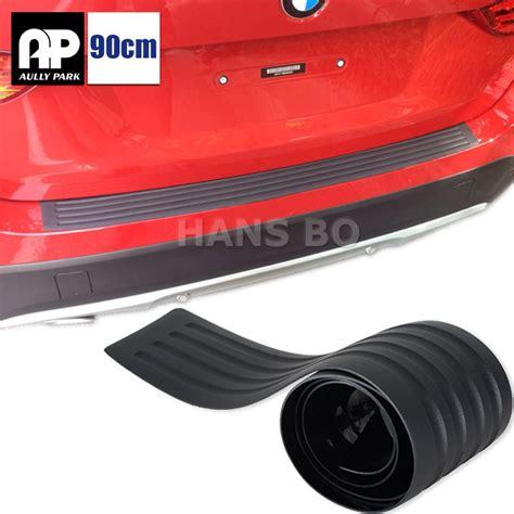 1pcs car styling door sill guard car suv rear bumper