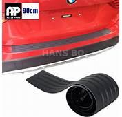 1PCS Car Styling Door Sill Guard SUV Body Rear Bumper