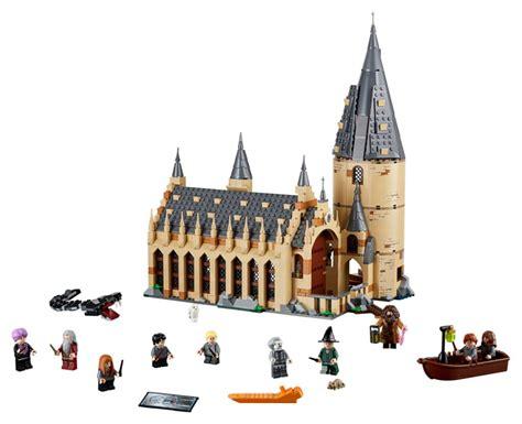 The Great Hall Harry Potter il ritorno dei set lego harry potter 232 alle porte leganerd