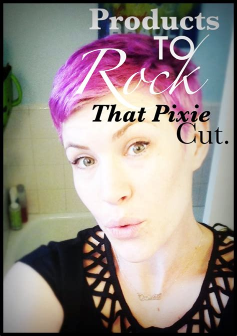what products to use on pixie cut five great products to style your pixie cut babble