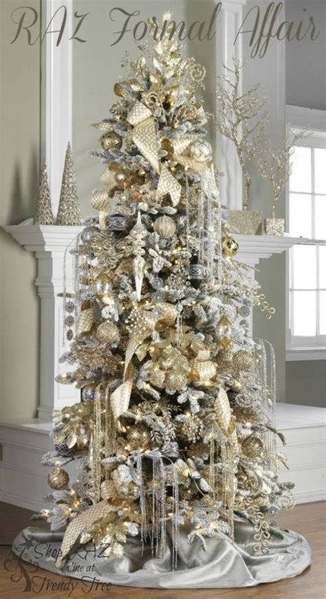 stunning slim christmas tree decorating ideas christmas