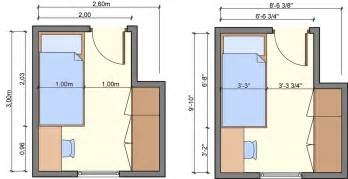 Small Bedroom Layouts by Kid S Bedroom Layouts With One Bed