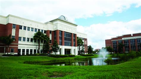 Florida Tech Mba Accreditation by Florida Tech S Programs Ranked Among Best By U S