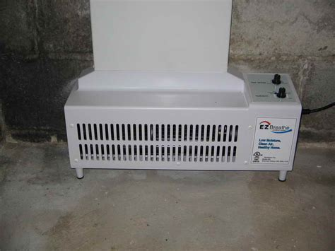 basement wave ventilation system for your basement floor