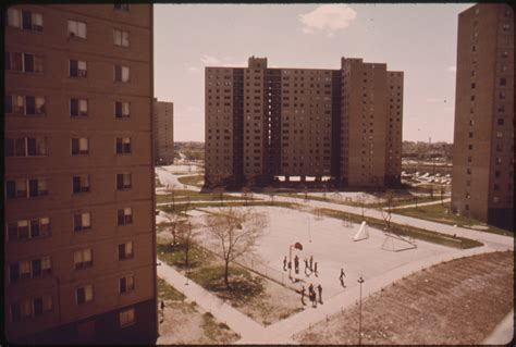 File Stateway Gardens Highrise Housing Project On Chicago S South Side The Complex Has Eight