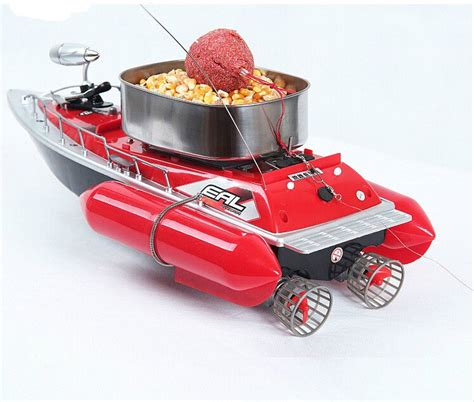 mini rc boat mini rc bait fishing boat 200m remote fish finder boat