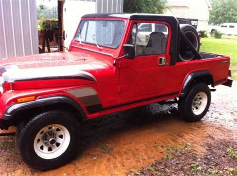 jeep scrambler for sale on craigslist 1984 jeep scrambler cj8 v4 manual for sale al