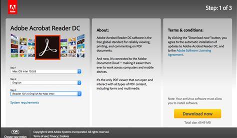 acrobat reader for mac full version download and install an older version of adobe reader on