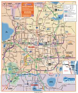orlando highway map orlando mappery