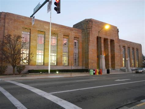 Post Office Springfield by Springfield Ohio Post Office Post Office Freak
