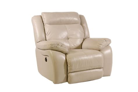 futura leather pebble power reclining chair homeworld