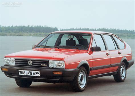 Volkswagen Passat Hatchback by Volkswagen Passat Hatchback Specs 1981 1982 1983 1984
