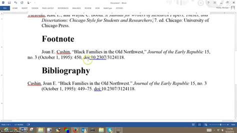 footnote format for website apa foot note