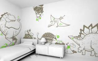 Dinosaur Bedroom Wall Stickers » Home Decoration