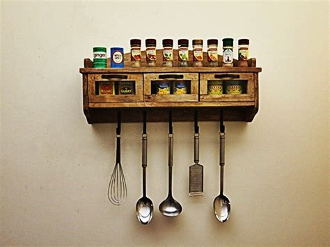 Hanging Spice Rack With Spices Hanging Spice Rack