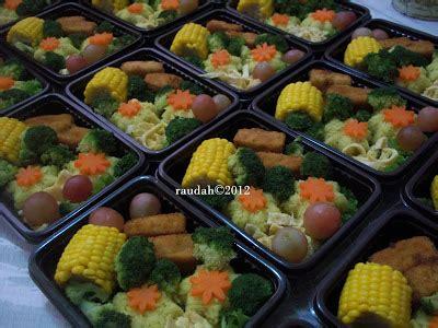 cara membuat nasi kuning bento dapur cake dan cookies naya 2nd bday nasi kuning bento